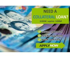COLLATERAL LOAN