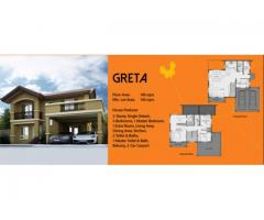 2-Storey Single Detach House and Lot for Sale in GenSan - Greta Model Camella Cerritos