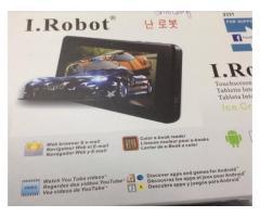 iRobot Tablet PC