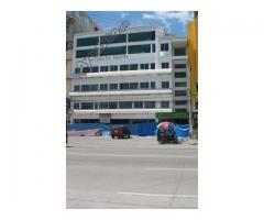 Propsed 5-storey Hotel along Santiago Blvd