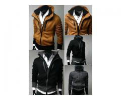 HOT MOTOR JACKET (BROWN)