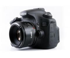 For Sale: Canon 60D+Canon 100mm 2.8 Macro USM+50mm 1.8 ii