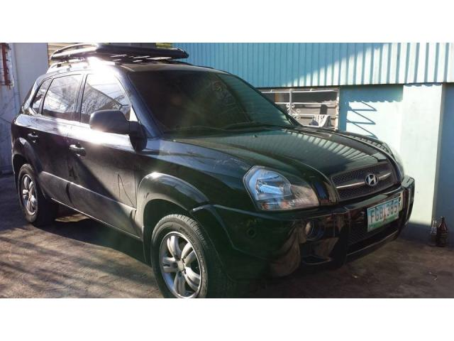 FOR SALE: HYUNDAI TUCSON 520K ONLY (negotiable)
