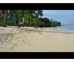 Beach lot in Glan, Sarangani Province