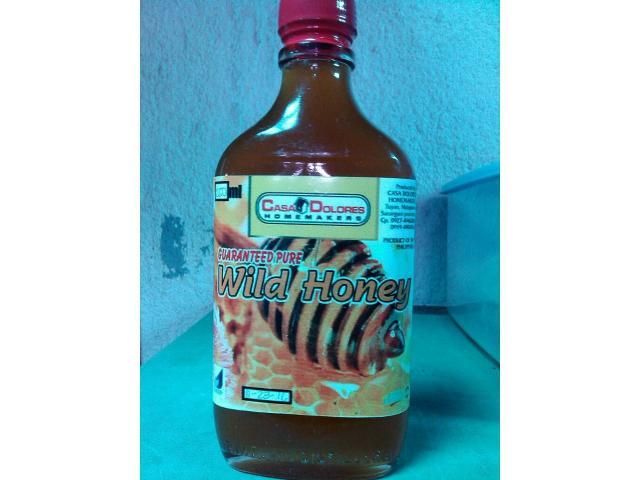 Casa Dolores' Wild Honey