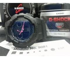 CASIO GSHOCK - GA100C - 1A4