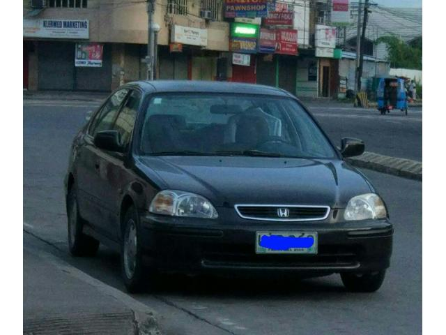 Honda Civic 96 VTEC for sale