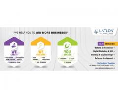 Latlon Technologies- Leading It Services Company In India.