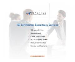 ISOcertification agencies in india