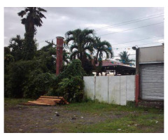 626 sqm Commercial Lot & Building along National Highway, Polomolok