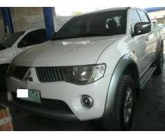FOR SALE! Newly Painted Mitsubishi Strada 4X4 650K Last Price!