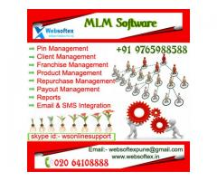 MLM Software for mlm company, Binary plan Software