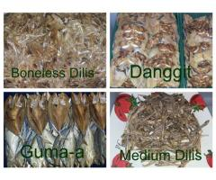 N8's Best Dried Fish