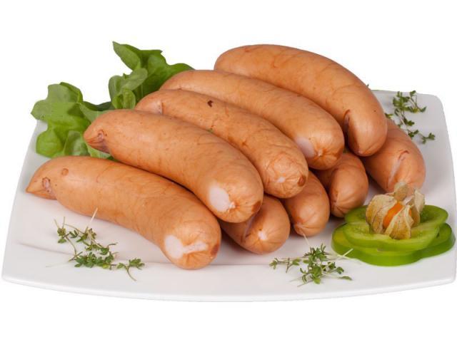 Original German Sausages
