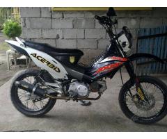Upgraded XRM 125
