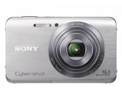 Sony Silver DSC W650 16.1MP