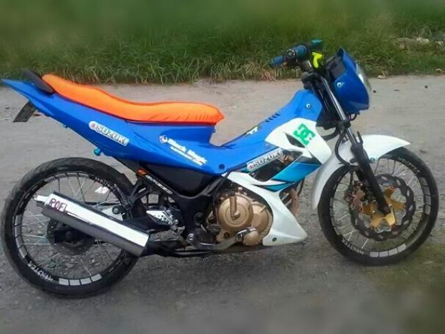 For sale Suzuki Raider 150