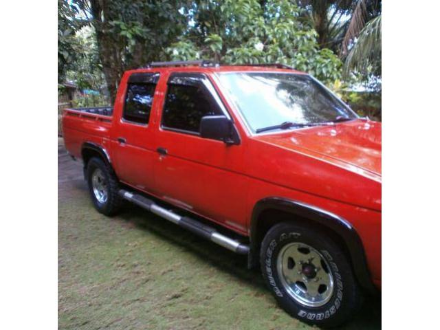 Nissan Frontier Diesel >> Nissan Frontier - 98 - General Santos City Community ...