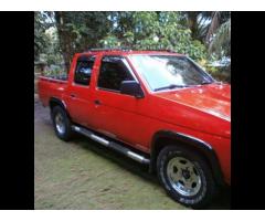 Nissan Frontier - 98