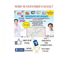 Who Wnat's Free Facial?