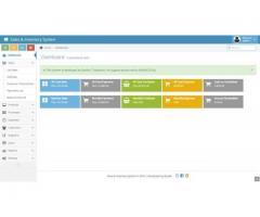 Dynite Sales & Inventory System