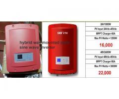 solar-inverter- deep cycle battery-controller-solar power kit